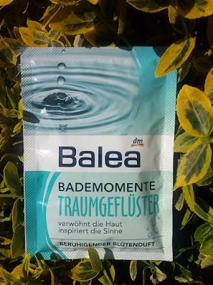 Traumgeflüster – sól do kąpieli