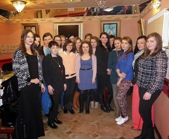 Spotkanie blogerek w Suchej Beskidzkiej
