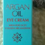 Czy krem pod oczy z olejkiem arganowym to dobry wybór?