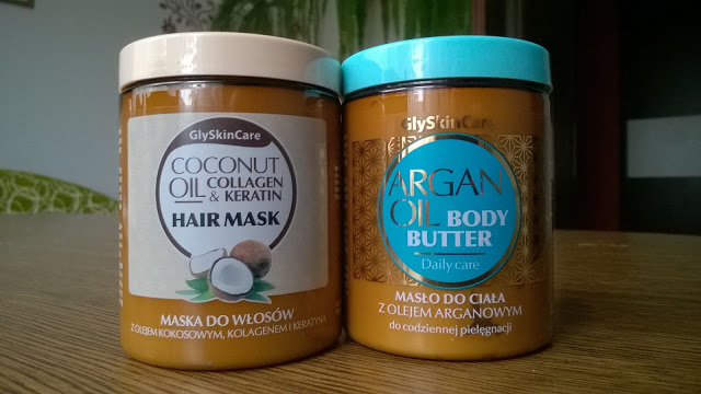 masło do ciała z olejem arganowym